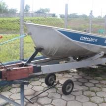 Barco aluminio Levefort 1