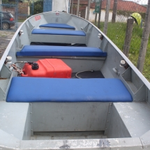 Barco aluminio Levefort 2
